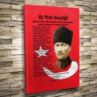 Atatürkün Genclige Hitabesi