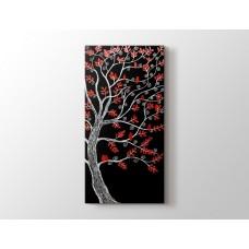 Red Leafed Tree II