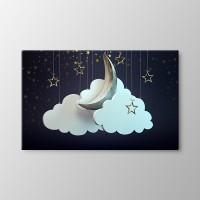 Bulutlar ve Ay