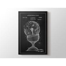 Astronomical Clock Patent