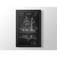 Sailing Ship Patent