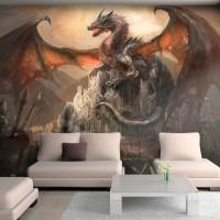 3D Efektli Çoçuk Odası Duvar Kagıdı Modelleri-1