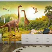 3D Efektli Çoçuk Odası Duvar Kagıdı Modelleri
