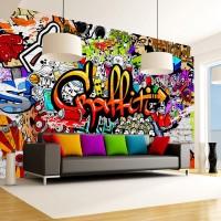 3D Efektli Çoçuk Odası Duvar Kagıdı Modelleri-4