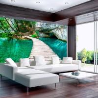 Köprü Ve Deniz Manzaralı Duvar Kagıdı Modelleri
